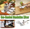 one hand mandoline slicer