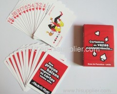 High quality paper Poker Card