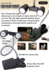China Adjustable BBQ Led clip light