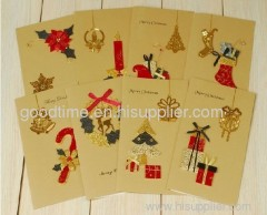 hot sales christmas greeting cards