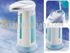 itouchless Music Soap Dispenser Automatic/sensor liquid lotion dispenser/No Touch/Touchless/Hand Free-KS-2163
