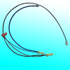 High temperature wire harness