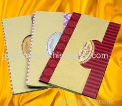 pretty handmade paper cards