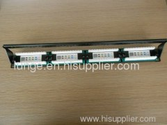 24 port FTP cat6 patch panel