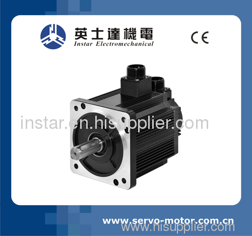 AC Servo Motors Large Torque 19N m in Industrail