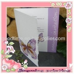 Beautiful Handmade Greeting Card