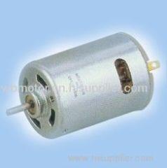 Brush DC motors