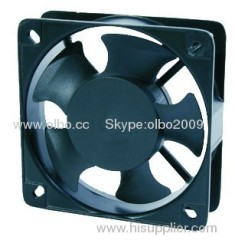 forced cooling fan for motor