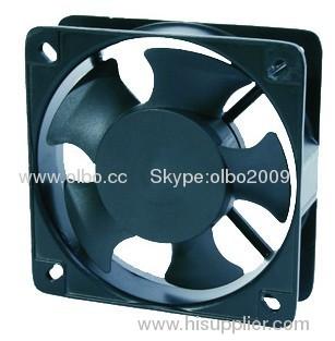 forced cooling fan for motor