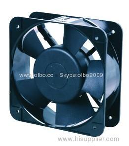 aluminium die cast cooling fan