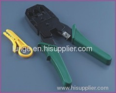 crimping tool for rj45/rj11/rj12 connector