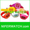 Colorful Jelly Quartz watch