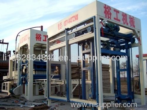 Professional hydraulic press brick making machine in india price