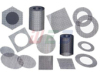 Wire Mesh Circle Sintered Metal, Circular screens