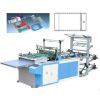 T shirt bag making machine
