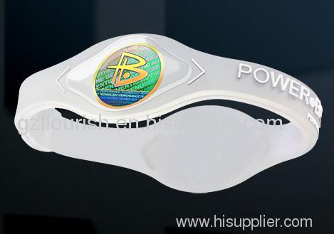 New Style Balance Silicone Bracelets Wristbands