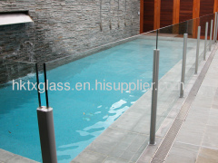 Glass Pool fencing / Glass fence /building glass