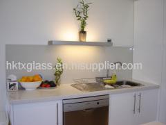 Glass splashback / kitchen splashback/ painted glass