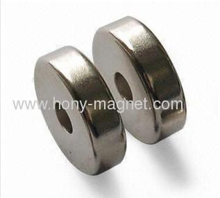 N35 ring Neodymium magnet