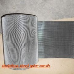 Stainless Steel Twill Wire Mesh