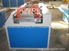 PVC pinch plate extrusion machine