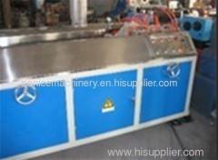 PVC pinch plate making line