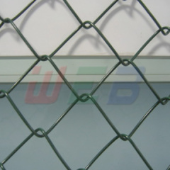 diamond mesh fences Chain link fencing