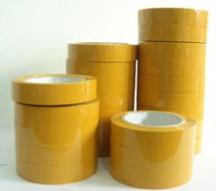 Yellow Bopp tape