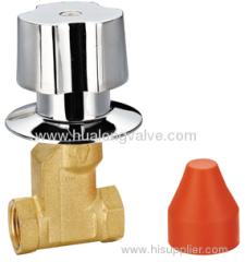 brass globe valve