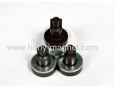 injection bonded permanent magnet