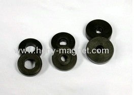 injection plastic magnet