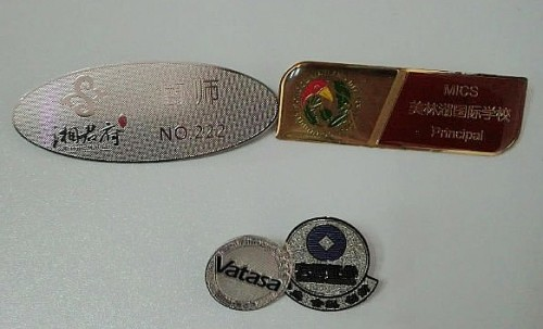 Fashion Lapel Pin Badge