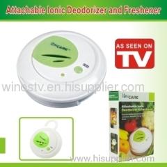 Deodorizer and Freshener