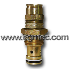 Cartridge Type Pressure Adjustment Relief Valve