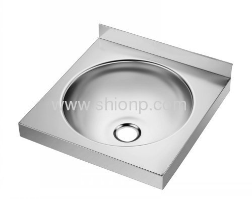 Round undermount kitchen sink