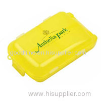 plastic rectangle pill box