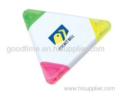 Triangle color highlighter