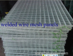 Hot Dipped Galvanized Welded Mesh Panel