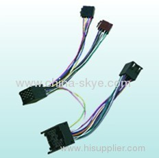 ISO harness kit