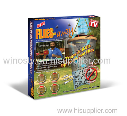 Flies Away Fly Trap