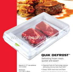 CHINA QUICK DEFROST FACTORY
