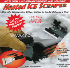 Heated Ice Scraper