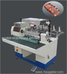 AUTOMATIC COIL WINDING MACHINE FOR SUBMERSIBLE PUMP STATOR, BOBBIN, TRANSFORMER
