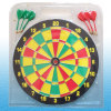 paper dartboard