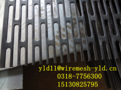 slotted hole/round hole/decorative perforated metal sheet