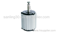 Alumium shell motor