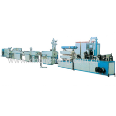 Compound Pipe Extrusion Line