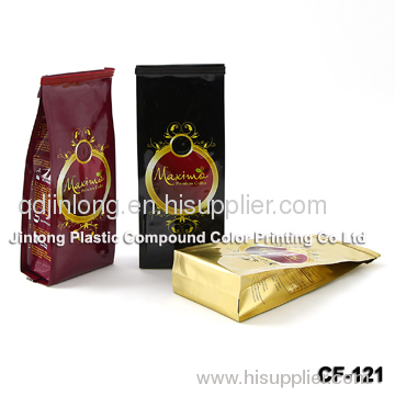 one way degassing valve coffee bags