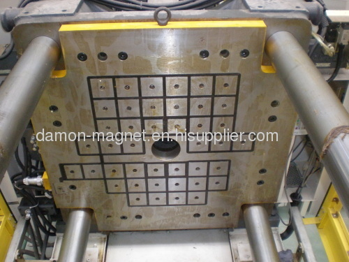Mold Clamping Permanent Electo Magnetic Plate From China