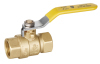 CSA approved Lever ball valve